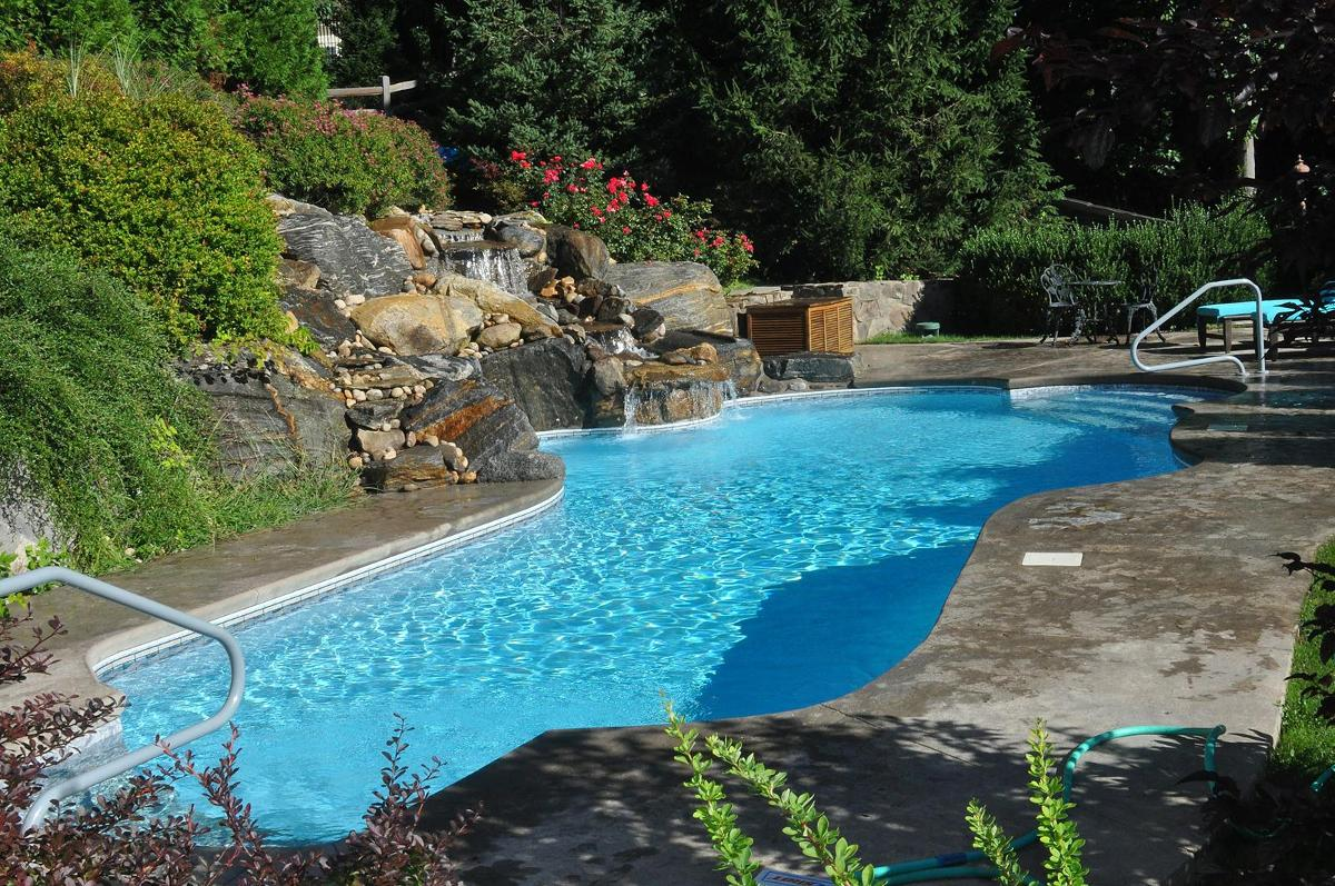 Custom pools nejame sons for Custom pools